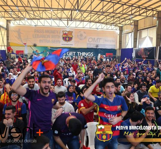 Penya Beirut | A Way of Life
