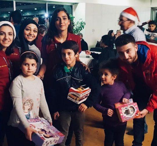 PENYA BEIRUT CHRISTMAS DONATION!